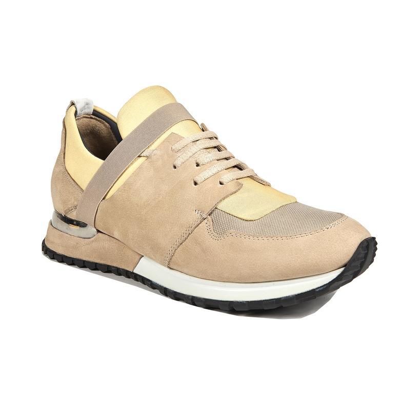 Erkek Deri Spor Ayakkabı 2010041406001