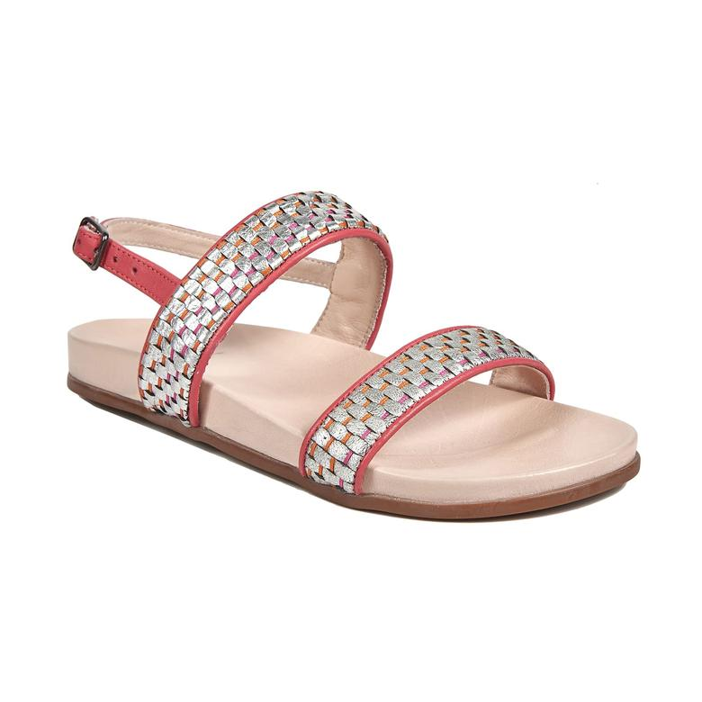 Kadın Deri Sandalet 2010041773001