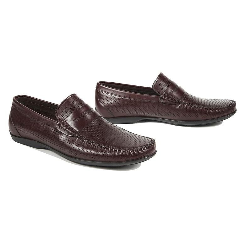 Helios Erkek Deri Günlük Ayakkabı 2010042848016