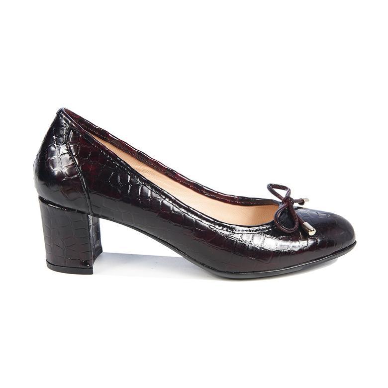 Enid Kadın Klasik Deri Ayakkabı 2010043585009