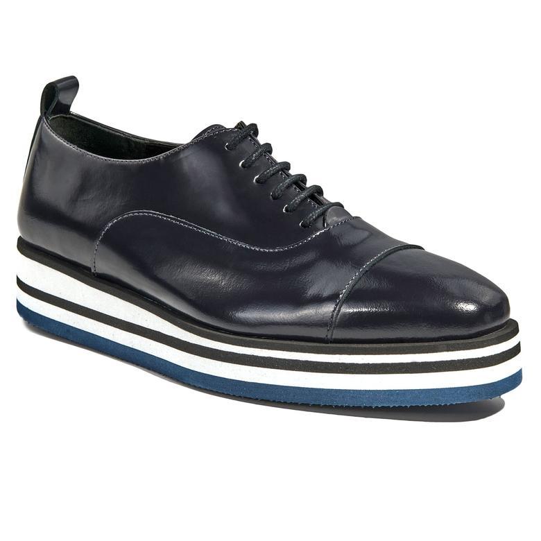 Kadın Günlük Deri Ayakkabı 2010040028007