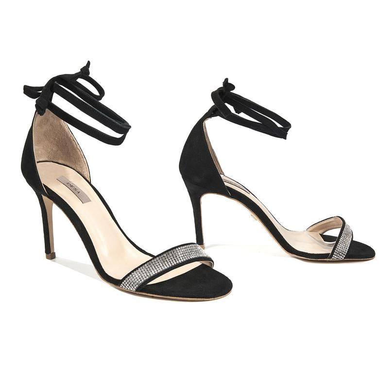 Sherry Kadın Deri Abiye Ayakkabı