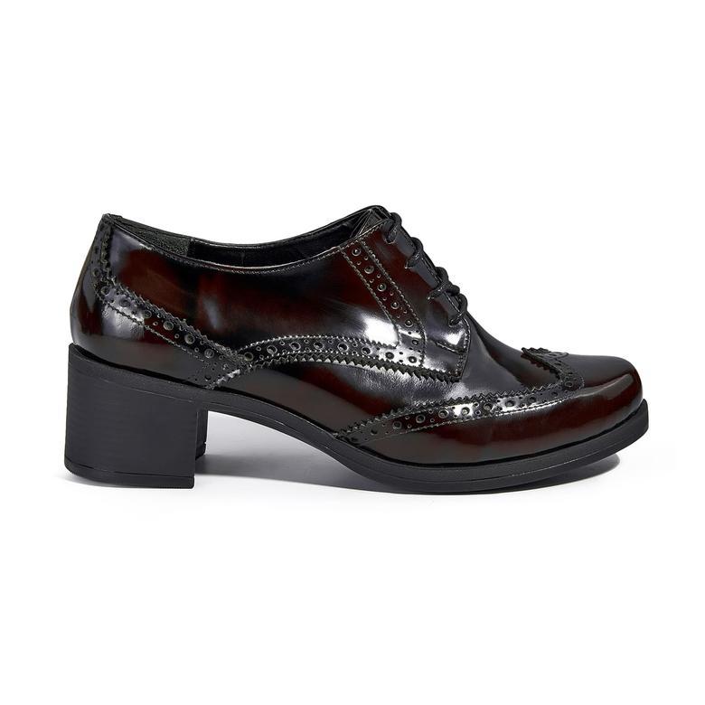Kadın Günlük Deri Ayakkabı 2010040248006