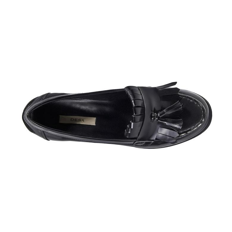 Kadın Günlük Deri Ayakkabı 2010040249002