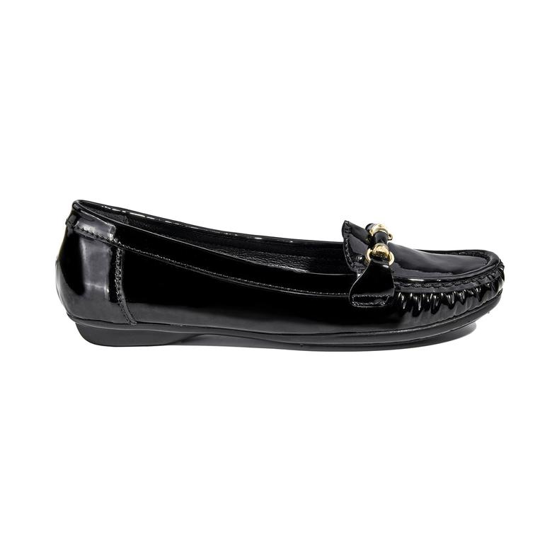 Kadın Deri Günlük Rugan Ayakkabı 2010040311001