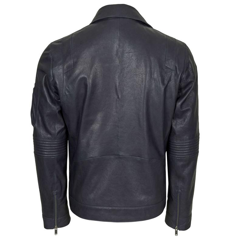 Geron Erkek Motorcu Deri Mont 1010023766001