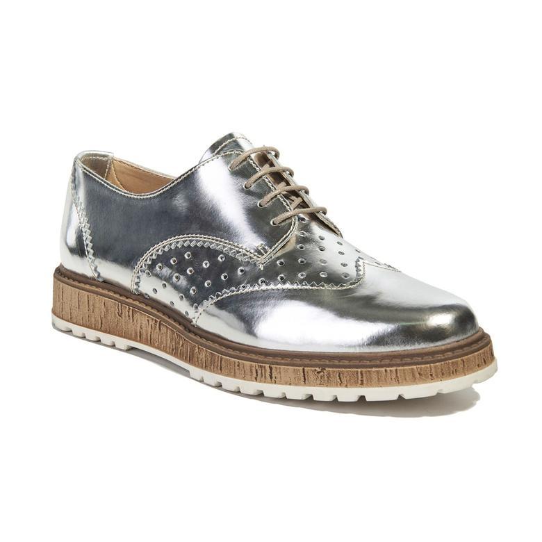 Palmen Kadın Deri Günlük Ayakkabı 2010040616006