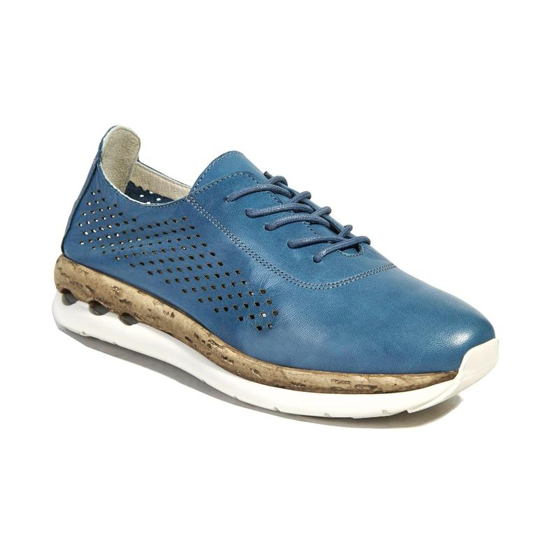Milda Kadın Deri Günlük Ayakkabı 2010040690013