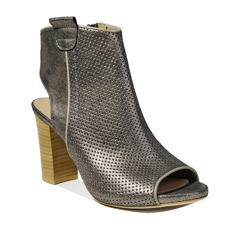 Ann Kadın Deri Bootie Sandalet 2010040730001