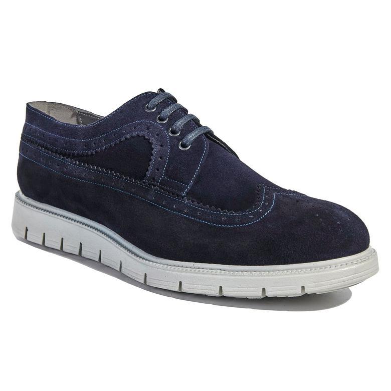Erkek Deri Günlük Ayakkabı 2010041070007