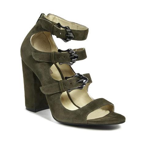 Marge Kadın Deri Topuklu Ayakkabı 2010041134006
