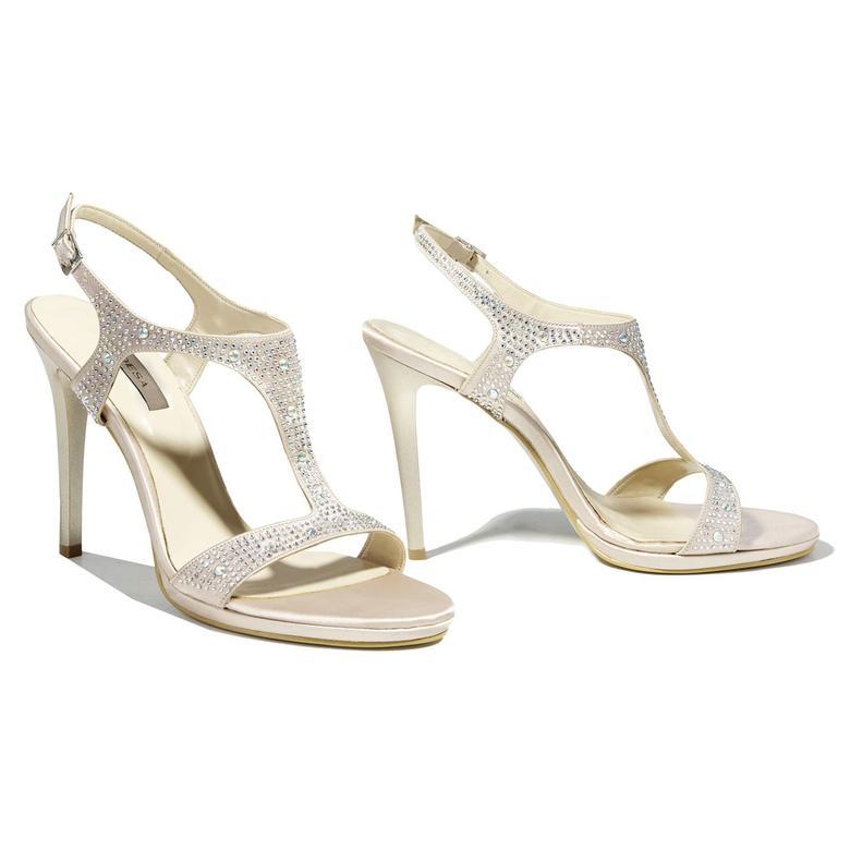Gaynor Kadın Deri Topuklu Ayakkabı 2010041147011