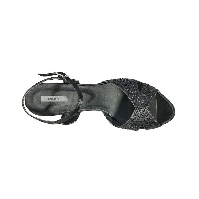 Henie Kadın Deri Topuklu Ayakkabı 2010041148005