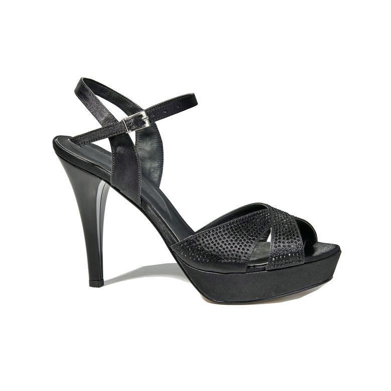 Henie Kadın Deri Topuklu Ayakkabı 2010041148004