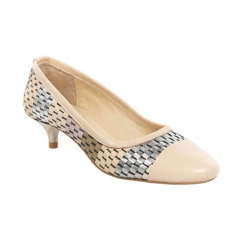 Kadın Deri Klasik Topuklu Ayakkabı 2010041201009