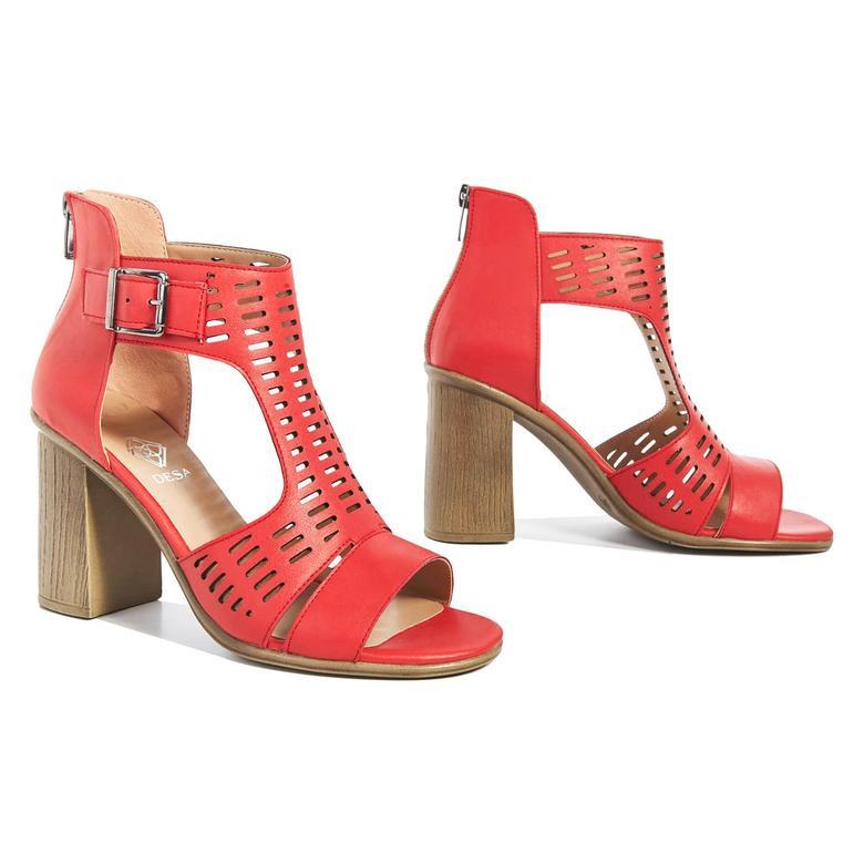 Kadın Topuklu Sandalet 2010041414012
