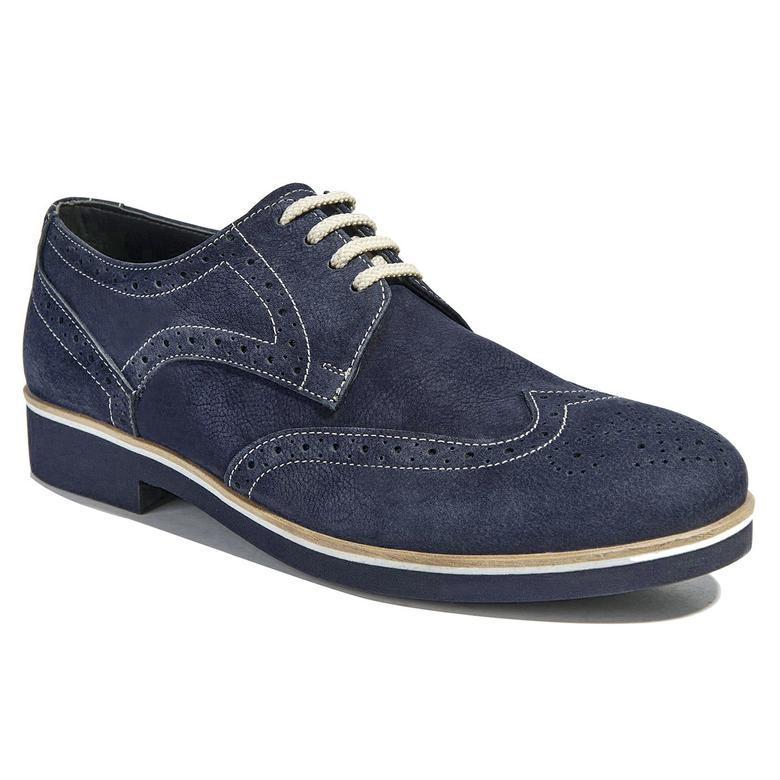 Morris Nubuk Erkek Deri Günlük Ayakkabı 2010040732007
