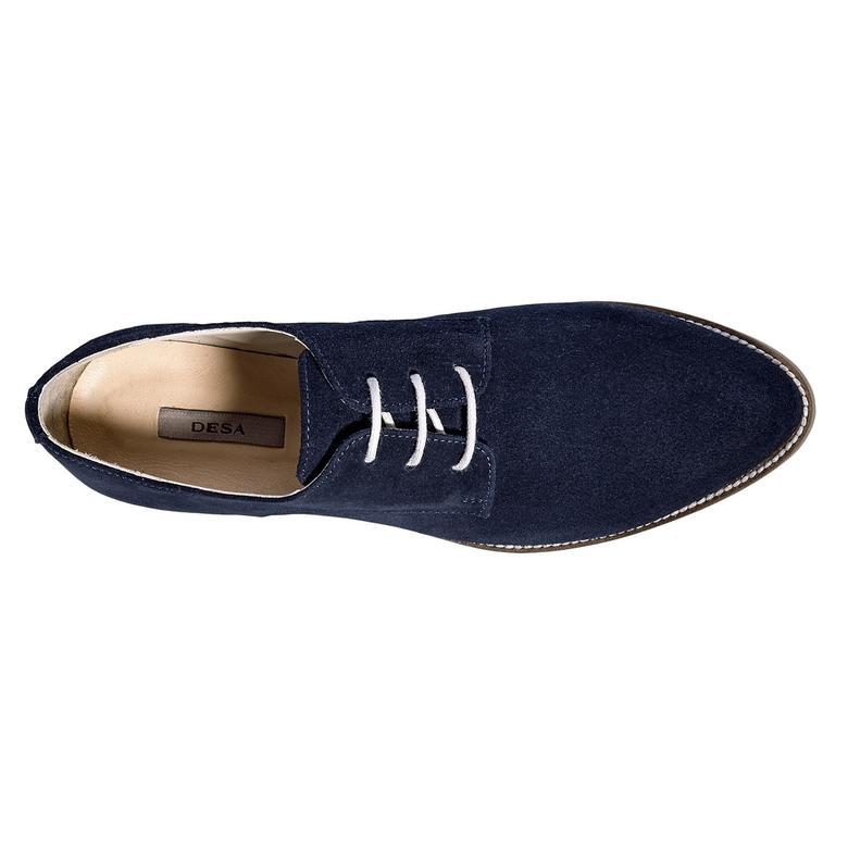 Kadın Deri Günlük Süet Ayakkabı