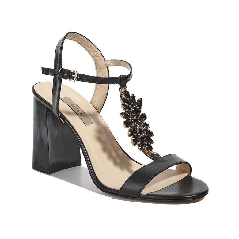 Bethel Kadın Deri Sandalet 2010041012004