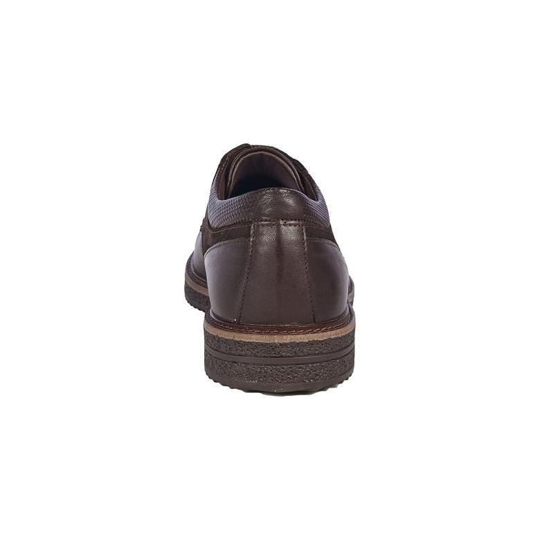Harlem Erkek Günlük Deri Ayakkabı 2010043536009