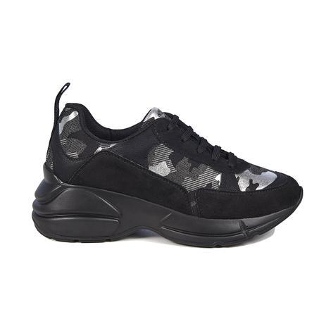 Siyah Bonnie Kadın Spor Ayakkabı 2010043662003