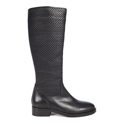 Laria Örgülü Deri Kadın Çizme 2010043842001