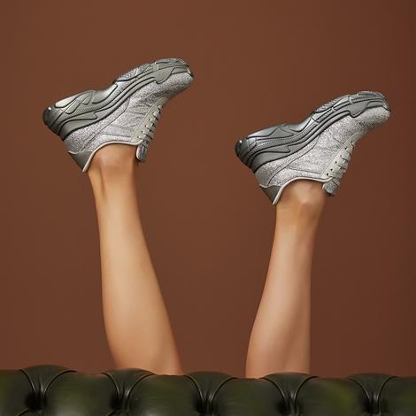 Delta Kadın Spor Ayakkabı 2010043660008