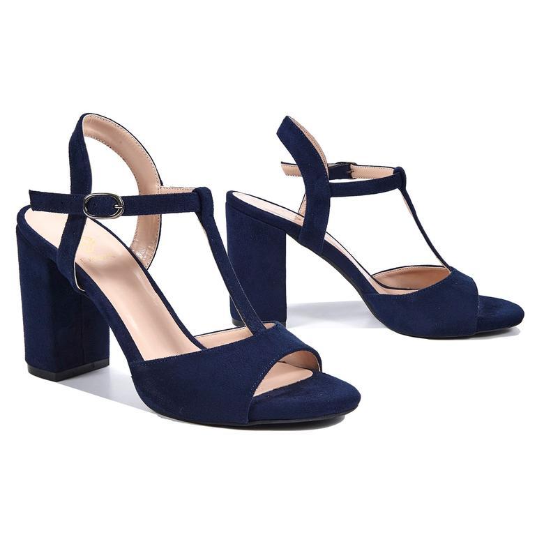 Irma Kadın Topuklu Sandalet 2010042898006