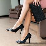 Satine Kadın Abiye Ayakkabı 2010043847001