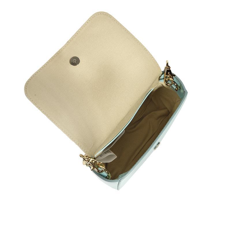 Lizart Zincir Askılı - Deri Postacı Çantası 1010024509002