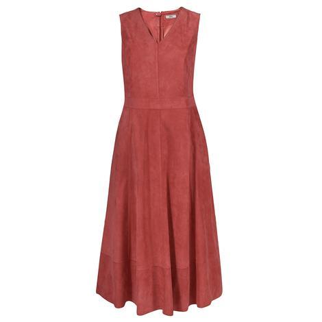 Lambertia Kadın Süet Elbise 1010026523009