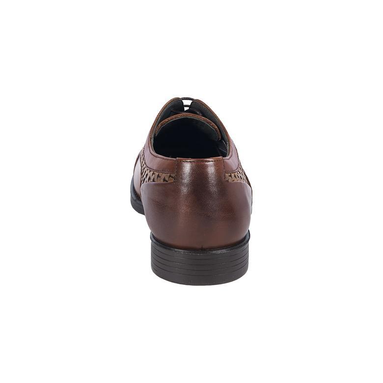 Frances Kadın Günlük Deri Ayakkabı 2010043448014