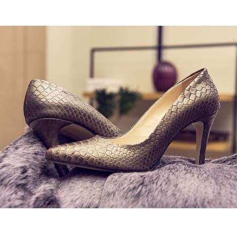 Rexa Kadın Klasik Deri Ayakkabı 2010043987005