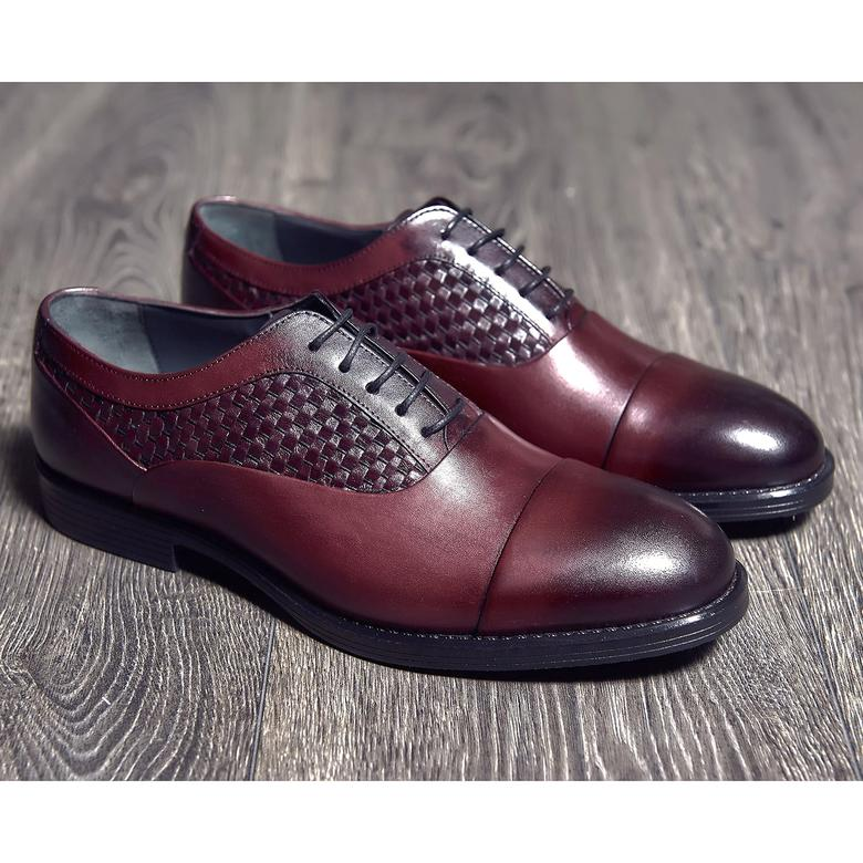 Frances Kadın Günlük Deri Ayakkabı 2010043448008