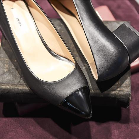 Ramona Kadın Klasik Deri Ayakkabı 2010043880003
