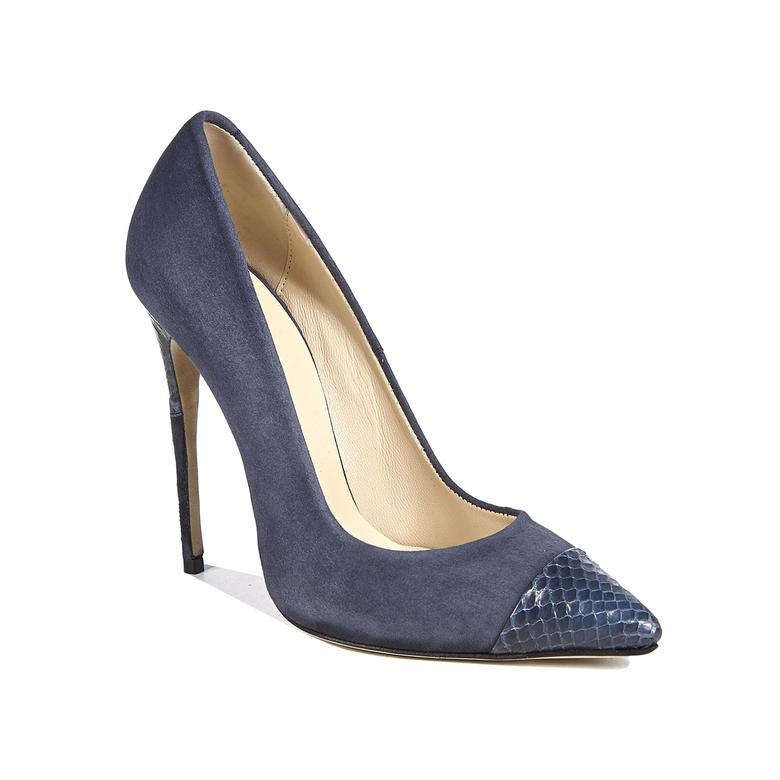 1972 Townley Kadın Klasik Süet Ayakkabı 2010043577017