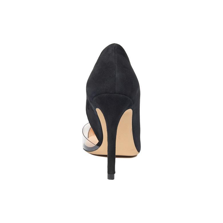Minto Kadın Süet Klasik Ayakkabı