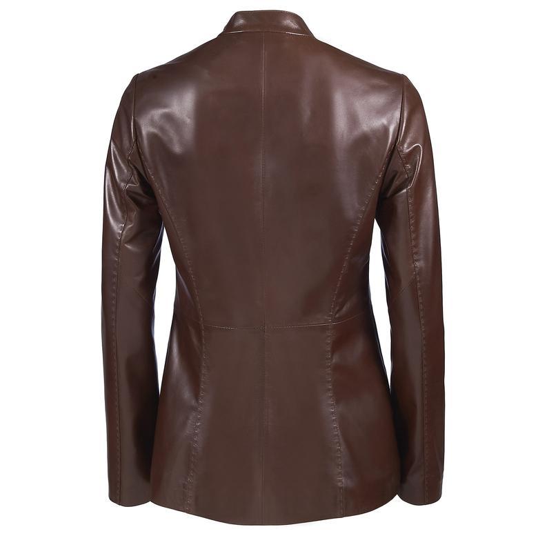 Marya Kadın Deri Ceket 1010027603006