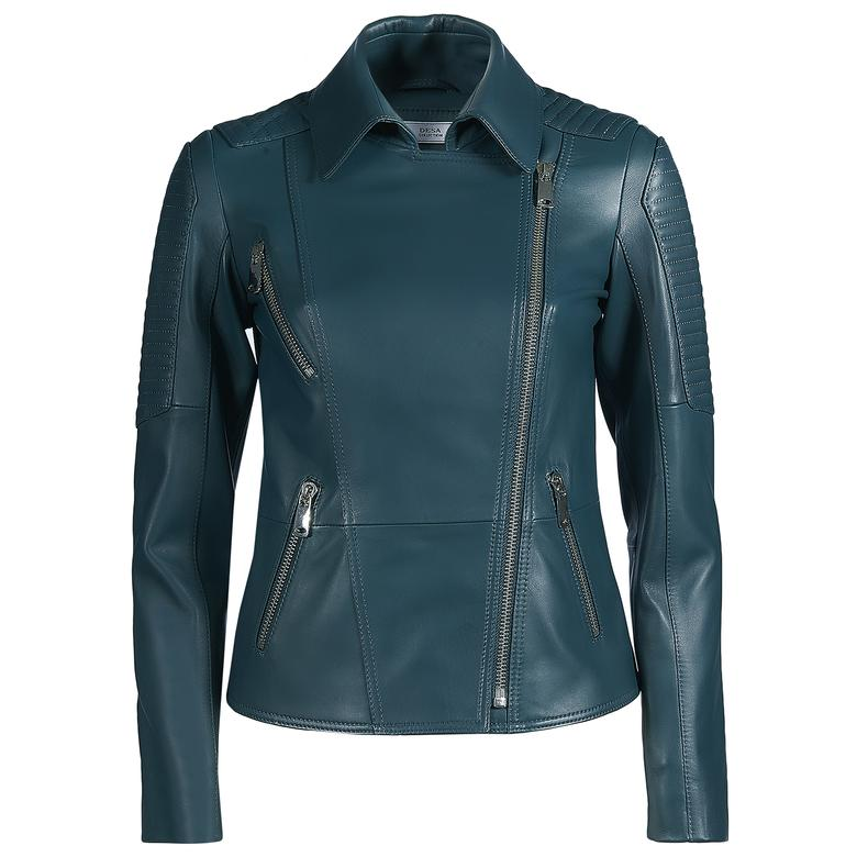 Norma Kadın Deri Ceket 1010027633002