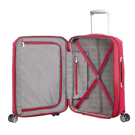 Samsonite Flux-Spinner 55 cm Kabin Boy Valiz 2010043946001