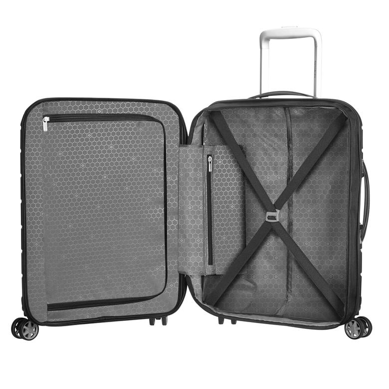 Samsonite Flux-Spinner 55 cm Kabin Boy Valiz 2010043946002