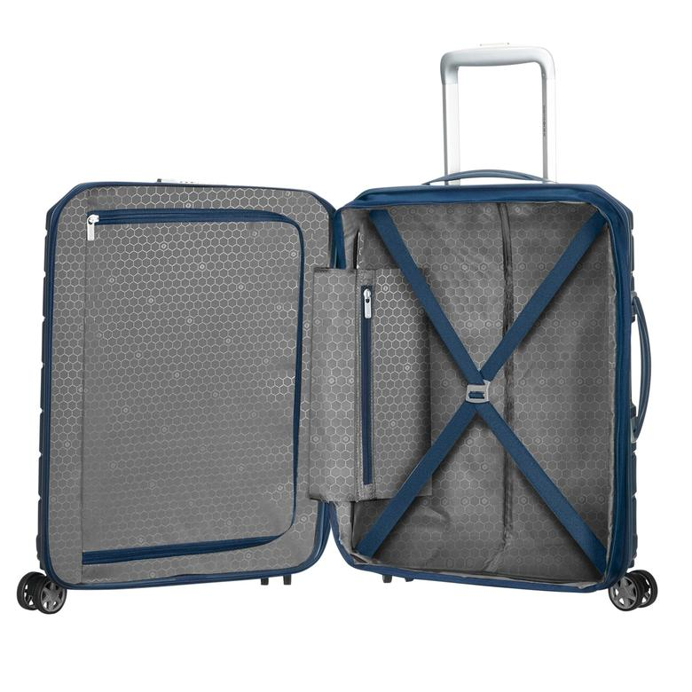 Samsonite Flux-Spinner 55 cm Kabin Boy Valiz 2010043946003