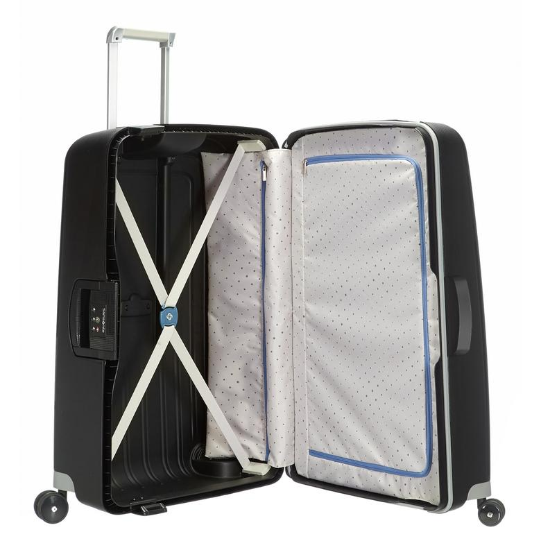 Samsonite S'Cure - 69 cm Orta Boy Valiz 2010033271006