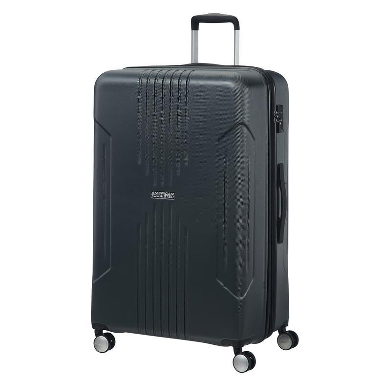 American Tourister Tracklite - Büyük Boy 78 cm Körüklü Sert Valiz 2010044178002