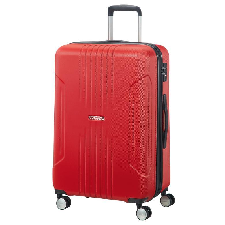 American Tourister Tracklite - Orta Boy 67 cm Körüklü Sert Valiz 2010044177001