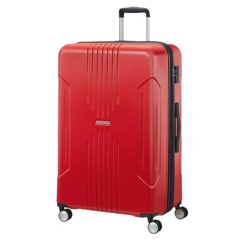 American Tourister Tracklite - Büyük Boy 78 cm Körüklü Sert Valiz 2010044178001