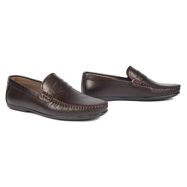 Andre Erkek Deri Günlük Ayakkabı 2010044083006