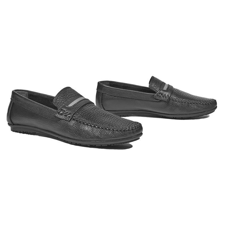 Alessio Erkek Günlük Deri Ayakkabı 2010044139001