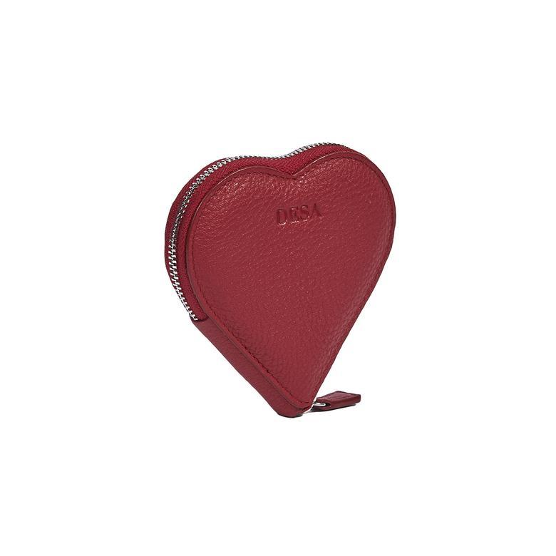 Zariah Kadın Deri Kalp Bozuk Para Cüzdanı 1010028353001