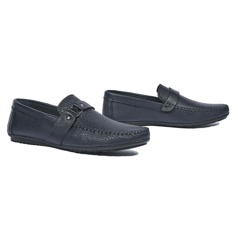 Brando Erkek Günlük Deri Ayakkabı 2010044140001